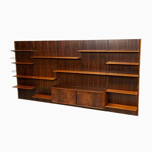 Rosewood BO71 Wall Shelf by Finn Juhl for Bovirke, 1960s