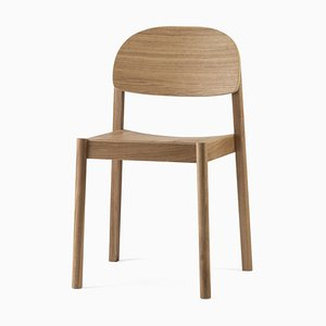 Natural Oil Oval Citizen Chair by etc.etc. for Emko