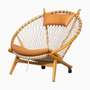 PP130 Circle Chair für PP Mobler von Hans J. Wegner, 1980er
