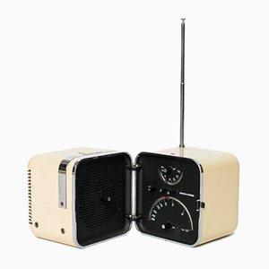 TS522 Radio Cube von Marco Zanuso & Richard Sapper für Brionvega