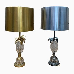 DLG Pineapple Lamps from Maison Charles, Set of 2