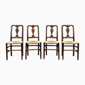 Campagnard Chairs, Set of 4