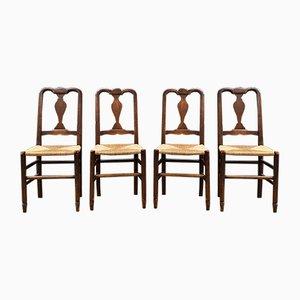 Campagnard Stühle, 4er Set