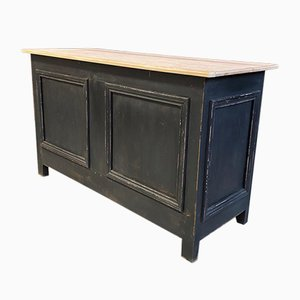 Patinated Store Counter