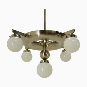 Bauhaus Chandelier by Ias, 1920s