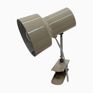 Lámpara de mesa Clip de Josef Hurka, años 60