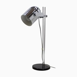 Adjustable Chrome Plated Table Lamp by Stanislav Indra, Czechoslovakia, 1970s