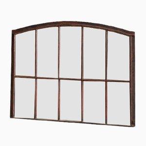 Rückgewonnener industrieller Fensterspiegel
