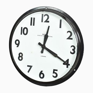 Antique Smiths Wall Clock