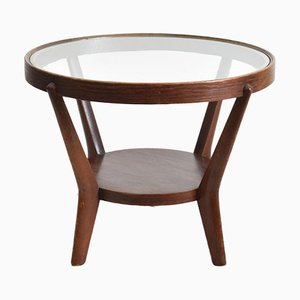 Mid-Century Coffee Table by Antonin Kropacek and Karel Kozelka