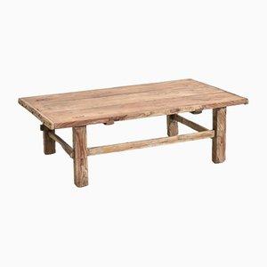 Table Basse Antique en Orme