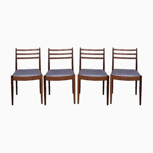 Mid-Century Dining Chairs from G-Plan, Set of 4
