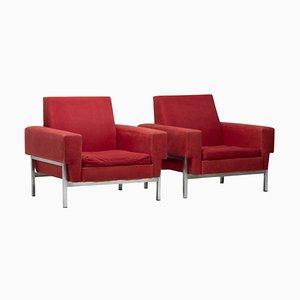 Italienische Sessel von Saporiti, 2er Set