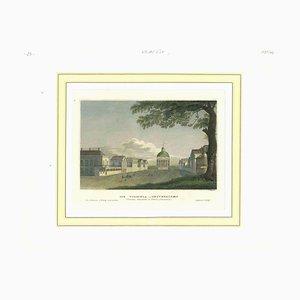Desconocido, Universidad de Virginia, Litografía, 1850
