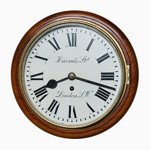 10 Inch Dial Clock from Harrods