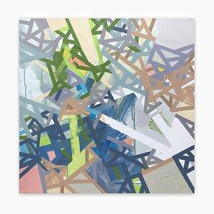 Fehler und Windiigo, Abstraktes Gemälde, 2020