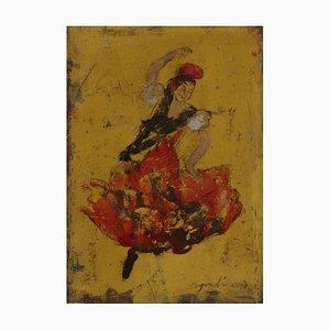 Flamenco I by Alexis Gorodine