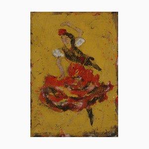 Flamenco II by Alexis Gorodine