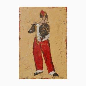 Fifre Player (después de Manet) de Alexis Gorodine