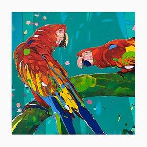 Rafal Gadowski Parrots 07, 2021