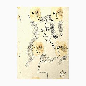 Zwy Milshtein ohne Titel, 1985