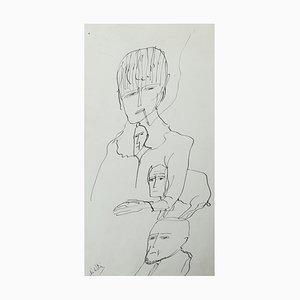 Zwy Milshtein Senza titolo, 1985