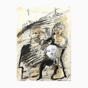 Zwy Milshtein ohne Titel, 1986