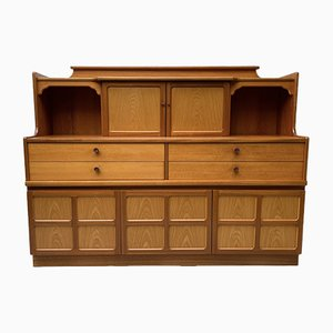 Vintage Sideboard Cabinet by Nathan