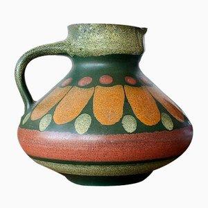 Westdeutsche Mid-Century Keramikvase, 1960er