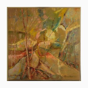Alfonso Pragliola, Hot Fragmentation, Mixed Media on Canvas
