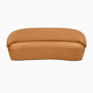 Naïve Sofa 2-Seater in Vintage Cognac Leather by etc.etc. for Emko