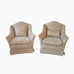 Armchairs in Fortuny from Art Casa, Set of 2