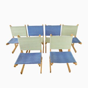 Stühle von Ditte & Adrian Heath für France & Son, 6er Set
