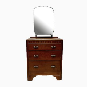 Small Vintage Dressing Table by Lebus