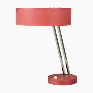 Lámpara de mesa giratoria italiana, años 60