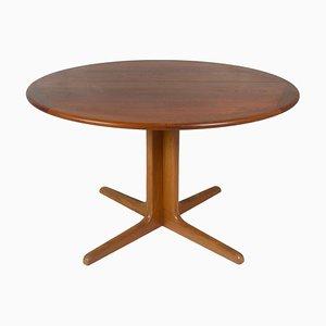 Danish Teak Dining Table by Niels Otto Møller for Gudme, 1960s