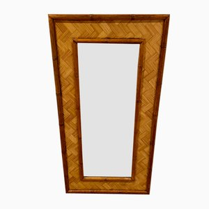 Bamboo Mirror From Martinique