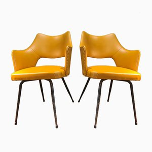 Armchairs by Gastone Rinaldi for Rima, Set of 2