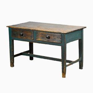 Antiker schwedischer Tisch aus Kiefernholz, 1800er