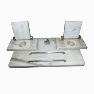 Secession Marble Inkwell, 1898