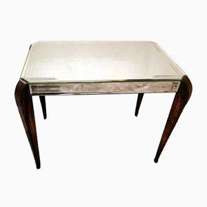 Table Basse Art Déco en Acajou, France