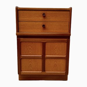 Small Vintage Side Cabinet from Nathan