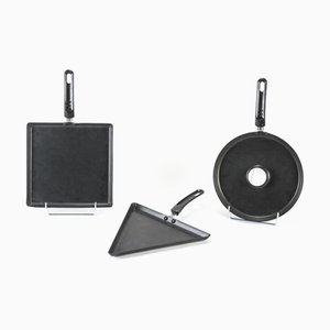 Pans by Patrice Carré for Tefal, Set of 3