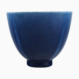Glazed Ceramic Selecta Bowl by Berndt Friberg for Gustavsberg