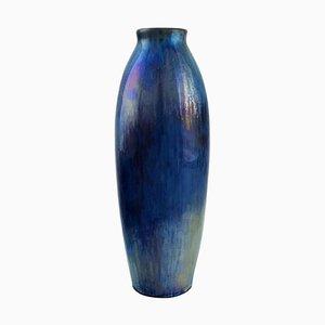 Antique French Ceramic Vase