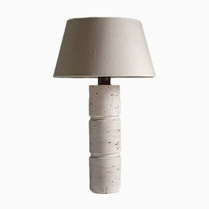 Travertine Tabe Lamp from Up & Up