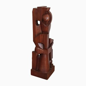 Large Abstract Sculpture