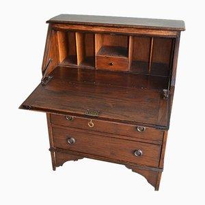 Antique Oak Ladies Desk