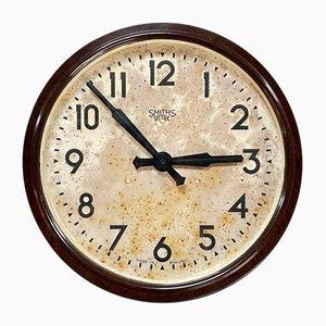 Bakelit Uhr von Smiths