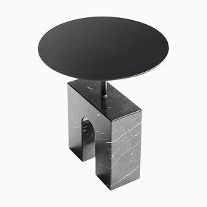Tavolino Triumph Marquina in marmo di Joseph Vila Capdevila